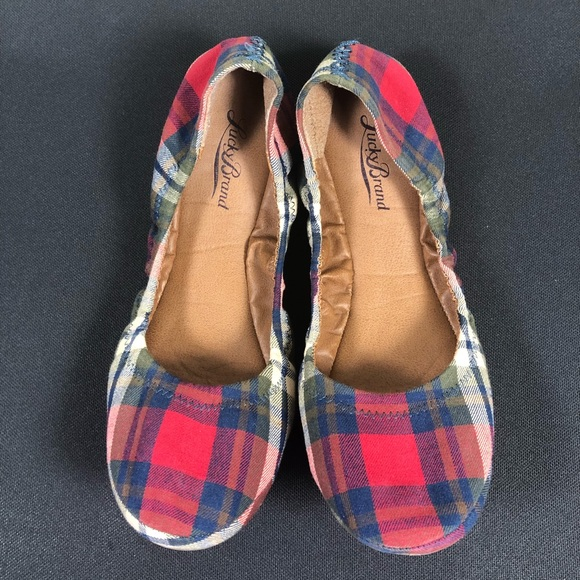 Lucky Brand Shoes - Lucky Brand Erin Flats.